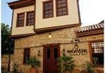 Hôtel Kılıçarslan - Minyon Hotel-1