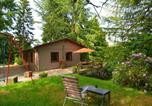 Location vacances Houffalize - Budget Chalet in Houffalize Luxembourg with private garden-3