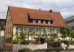 Hôtel Neckarbischofsheim - Brauereigasthof Dachsenfranz