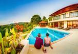 Location vacances Ko Lanta Yai - Huge Seaview Pool - Mountain House 4 bedrooms, Koh Lanta-2