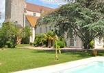 Hôtel Argent-sur-Sauldre - Le Prieuré Saint Agnan-1