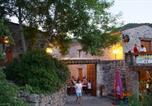 Camping avec Hébergements insolites Ardèche - Mas de Champel-4