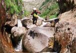 Camping avec Piscine couverte / chauffée Ariège - La Vacance Le Malazéou-1