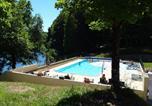 Camping avec Club enfants / Top famille Limousin - Camping Pont du Dognon-1