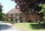 Hôtel 4 étoiles Coquelles - Molland Manor House Bed & Breakfast-1
