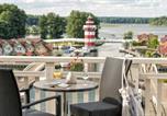 Hôtel Wittstock/Dosse - Maritim Hafenhotel Rheinsberg-1
