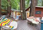 Location vacances Felton - Mt. Hermon Treehouse-3