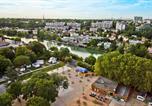 Camping Mondeville - Camping Paris Est
