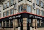 Hôtel Morbihan - Hôtel Le Keroman-2