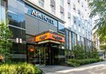 Hôtel Nagoya - Apa Hotel Nagoya Sakae-2