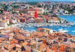 Location vacances Rovinj - Island sea view-1