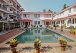 Location vacances Vagator - Cosy Poolside Villa in Vagator, Goa-1