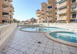 Location vacances Santa Pola - Beautiful apartment in Santa Pola with 1 Bedrooms-1