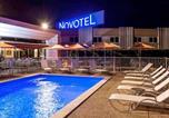 Hôtel Mâcon - Novotel Macon Nord Autoroute du Soleil-1