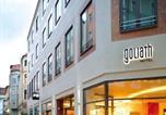 Hôtel Neutraubling - Hotel Goliath am Dom-1