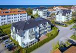 Hôtel Biendorf - Am Weststrand Apartmenthaus Bellamare-1
