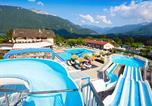 Camping avec Parc aquatique / toboggans Haute Savoie - Camping L'Idéal -1