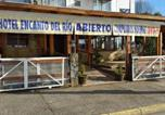 Hôtel Valdivia - Hotel Encanto del Río-2