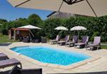 Location vacances Saint-Dizier-Leyrenne - Meadow View Gîtes-3