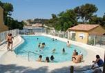 Camping en Bord de mer Provence-Alpes-Côte d'Azur - Camping Lou Cigalon-1