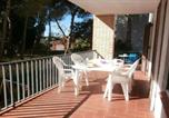 Location vacances Calella de Palafrugell - Apartment - 3 Bedrooms with Pool young people group not allowed - 04798-3
