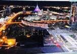 Location vacances Astana - Северное Сияние 35 этаж-1