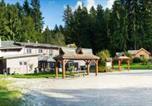 Hôtel Evian-les-Bains - Les Lodges de Babylone-1