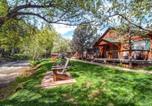 Location vacances Golden - Colorado Bear Creek Cabins-2