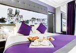 Hôtel 4 étoiles Malakoff - Best Western Nouvel Orléans Montparnasse-4