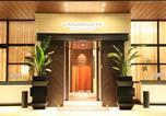 Hôtel Yokohama - Lagunasuite Shinyokohama-1