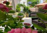 Location vacances Rimini - New Hotel Cirene Room for two people full pension package-1