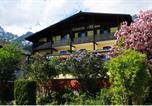 Location vacances Innsbruck - Café Pension Alpina-1