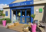 Camping avec WIFI Beaumont-Hague - Flower Camping Le Haut Dick-1