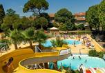 Camping avec Ambiance club Languedoc-Roussillon - Camping Les 7 Fonts-4