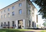 Hôtel Béguinages flamands - Hotel The Lodge Vilvoorde-1