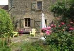 Hôtel Bessines-sur-Gartempe - Maison typique Limousine-2