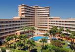 Hôtel Torremolinos - Parasol Garden