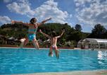 Camping avec Piscine Gréoux-les-Bains - Camping Verdon Parc -2