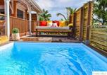 Location vacances Sainte Luce - Villa Tropical - Exotic Villas-1