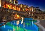 Hôtel Uçhisar - Cappadocia Cave Resort & Spa (Ccr)-4