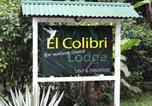 Hôtel sixaola - El Colibri Lodge-1