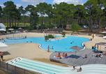 Camping avec Piscine Naujac-sur-Mer - Domaine Résidentiel de Plein Air Medoc Plage-1