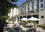Hôtel Haute-Saône - Cerise Luxeuil Les Sources-1