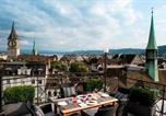 Hôtel Zurich - Widder Hotel - Zurichs luxury hideaway-3