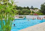 Camping avec Piscine Vallauris - Camping La Paoute-3