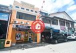 Hôtel Kuching - Spot On 89886 Backpacker's Stay Services-1