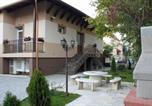 Hôtel Miskolc - Lévay Villa Hotel-2