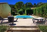 Location vacances Galargues - Petit Paradis Mazet-2