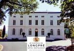 Hôtel Calmont - Château de Longpré-1