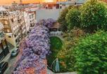 Hôtel Portugal - Urban Garden Porto Central Hostel-4